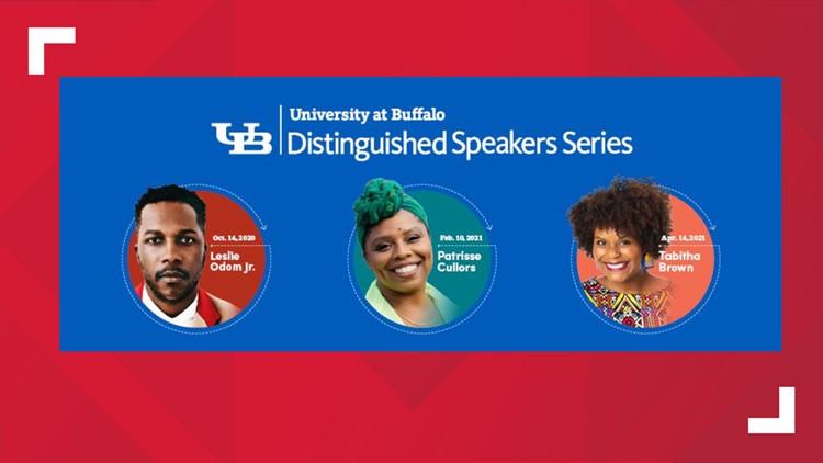 UB Distinguished Speaker Series