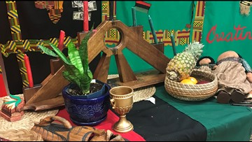 Kwanzaa celebration kicks off in Buffalo