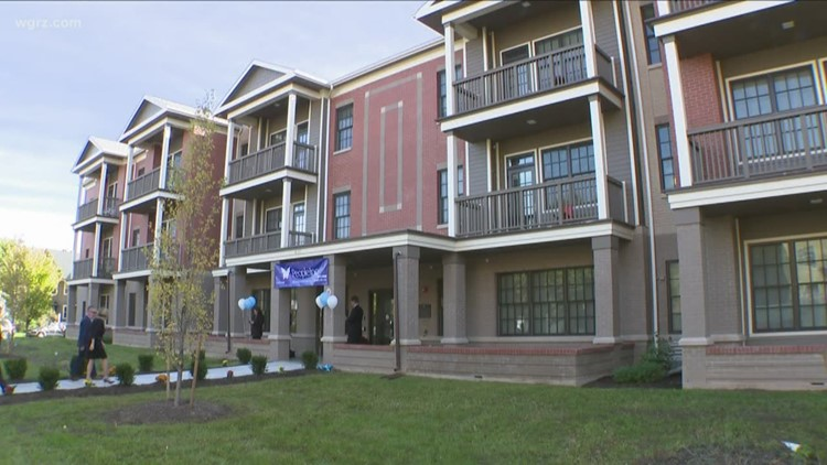 People Inc. unveils affordable senior housing in Buffalo