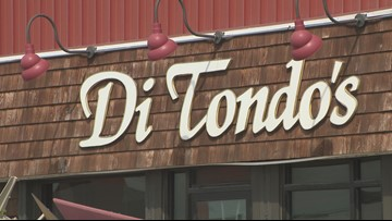 DiTondo's prepping for reopening