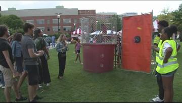 Buffalo Niagara Medical Campus hold block party