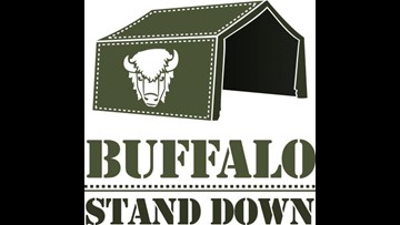 June 19- Buffalo Stand Down