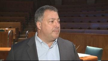 Former State Senator Marc Panepinto sentenced to 2 months in prison