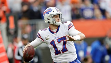 Sean McDermott wants Bills offense to play 'fearless'