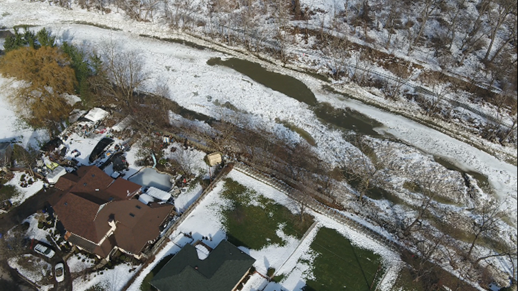Heather's Weather Whys: What leads to an ice jam?