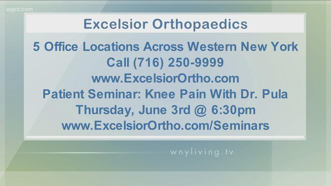 May 29 - Excelsior Orthopaedics
