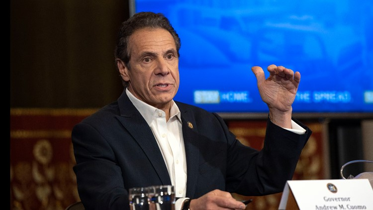 Polling suggests voters want Cuomo to stay in office but not run again in 2022