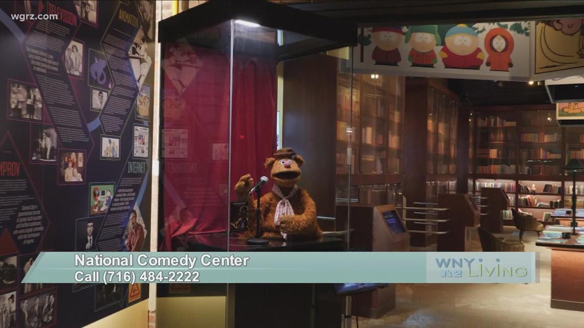 September 25 - National Comedy Center