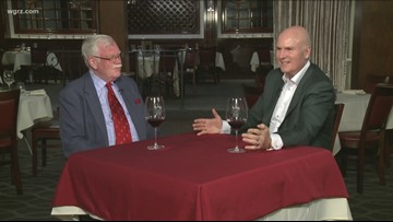 Kevin is joined by Bob Leighton to discuss Decanting Wines