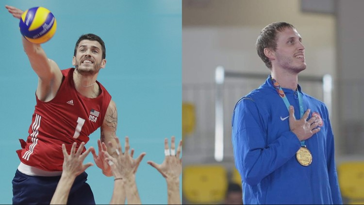 Brian Irr, Matt Anderson named to Team USA for Tokyo 2020
