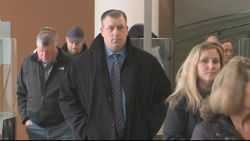 Another day, and still no verdict in case of Buffalo cop accused of excessive force
