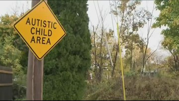 Hamburg joins Erie County towns with 'Child with Autism' signs