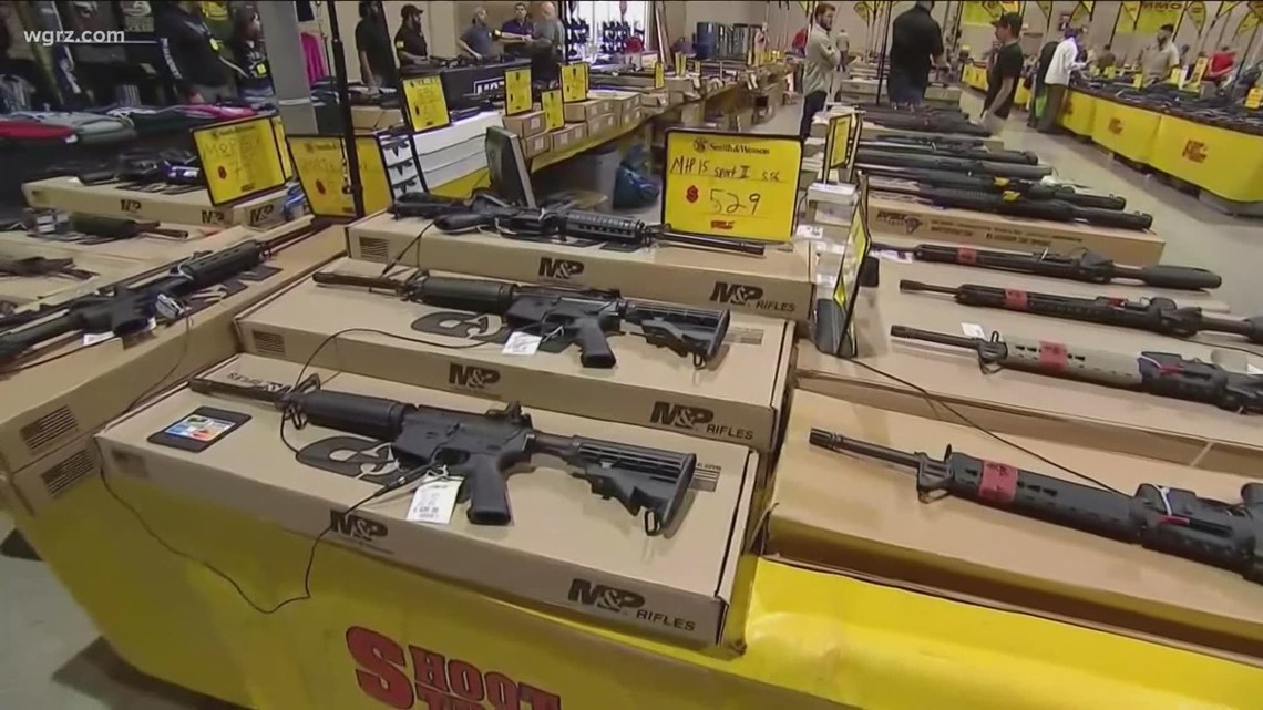 Texas bankruptcy court rejects NRA's claim