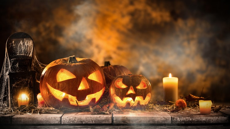 Halloween, Trunk or Treat events in WNY