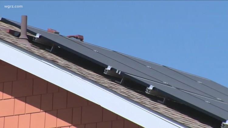 Niagara County legislators propose solar recycling mandate bill