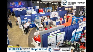 April 9- Buffalo ISA Tech Expo