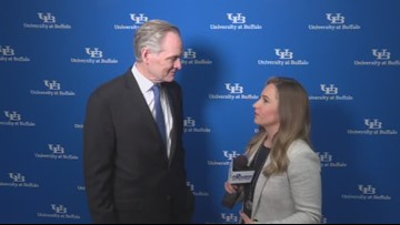 1-on-1 with UB's next head coach Jim Whitesell