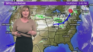 Storm Team 2 Maria Genero Has Your Early Evening Forecast For March 26, 2020