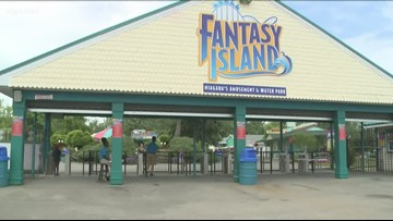 Report raises questions about future of Fantasy Island amusement park