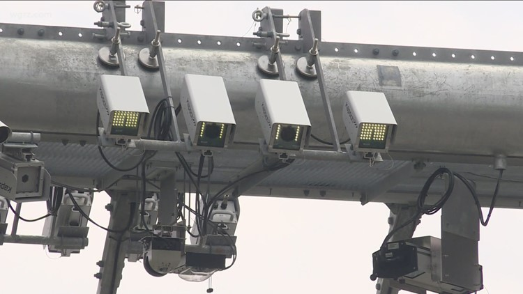 Thruway Authority: 59,000  affected in E-ZPass toll misreads, overcharges at Lackawanna gantry