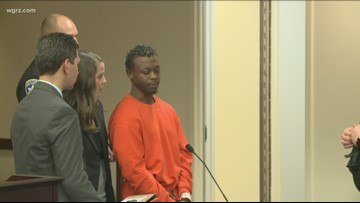 Buffalo man accused of trying to kill a witness