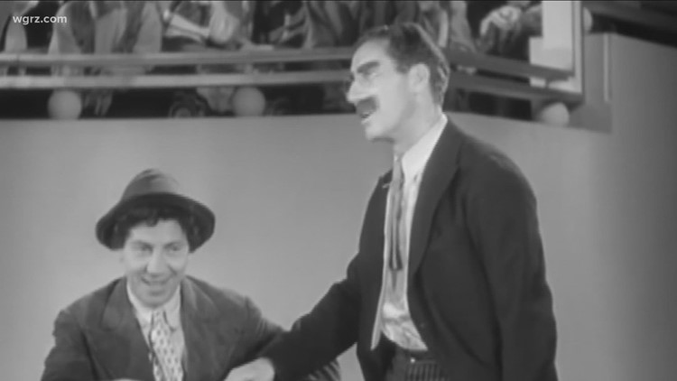 Unknown Stories: Fredonia vs The Marx Brothers