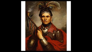 The long journey home for Chief Cornplanter's tomahawk