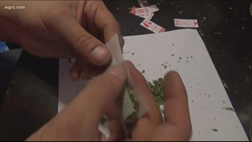 Could marijuana be legalized in New York?