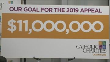 Catholic Charities sets fundraising goal at $11 million