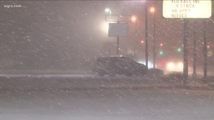Climate change impacts being felt in WNY