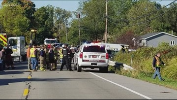 Two Dead After Accident In Orleans County