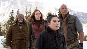 Altered Avatars: 2 the Movies reviews 'Jumanji: The Next Level'