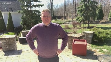 Storm Team 2 Patrick Hammer Has Your Midday Forecast For April 6, 2020