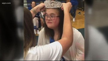 Down Syndrome Doesn't Stop Homecoming
