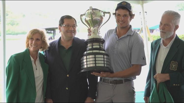 East Amherst native Ben Reichert wins the Porter Cup