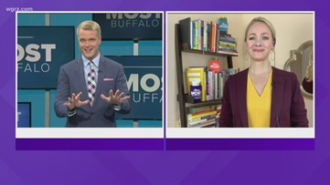 Video Tips: Kate anchors from home