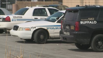 10 Buffalo Police Officers test positive