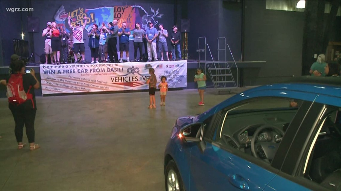 Free car giveaways for college students