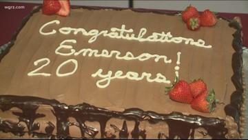 Still-growing Emerson School of Hospitality enjoys 20th birthday