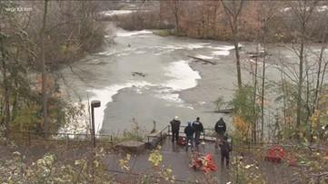 Victim In Water Rescue Remains In ICU
