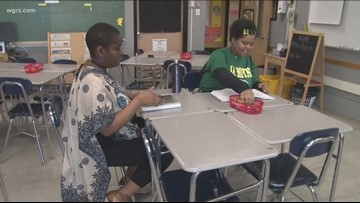 WNY's Great Grads: From Homeless Shelter to Honor Roll