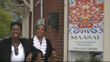 City Shapers: Michelle Matthews & Janaine Gates