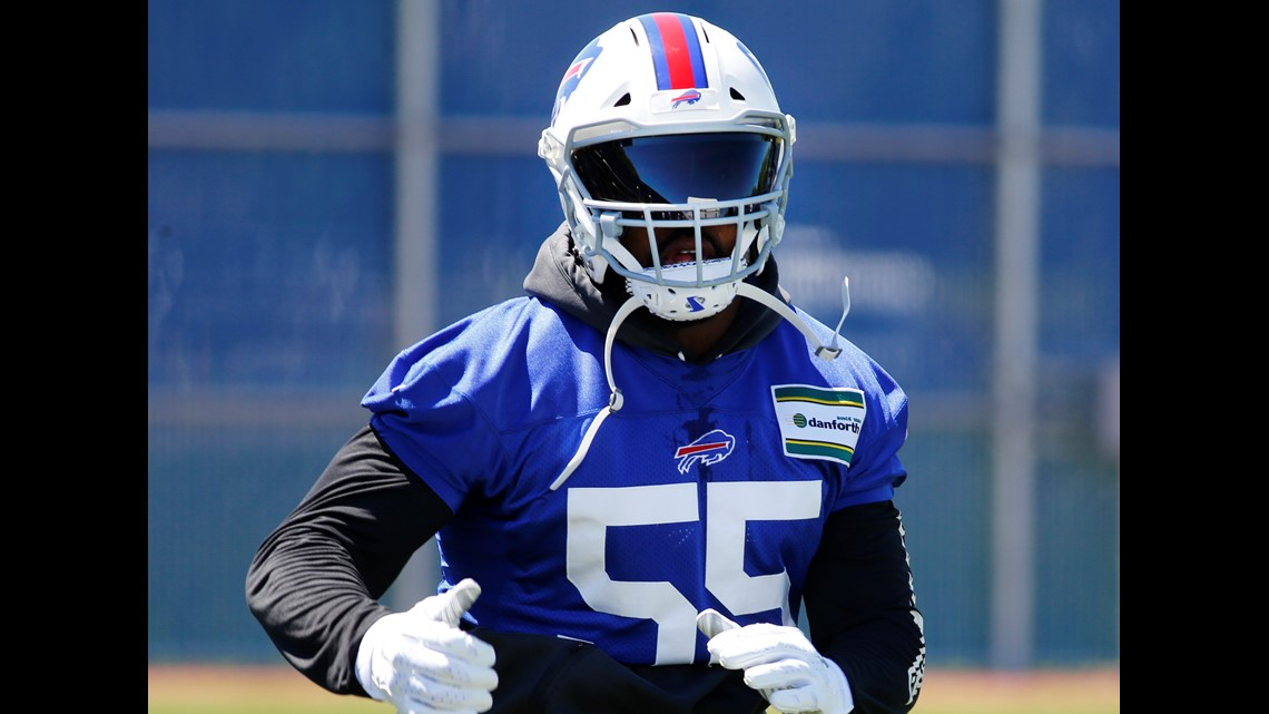 Jerry Hughes signs two year extension with Bills