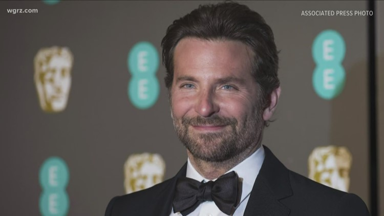 Bradley Cooper movie starts filming in Buffalo