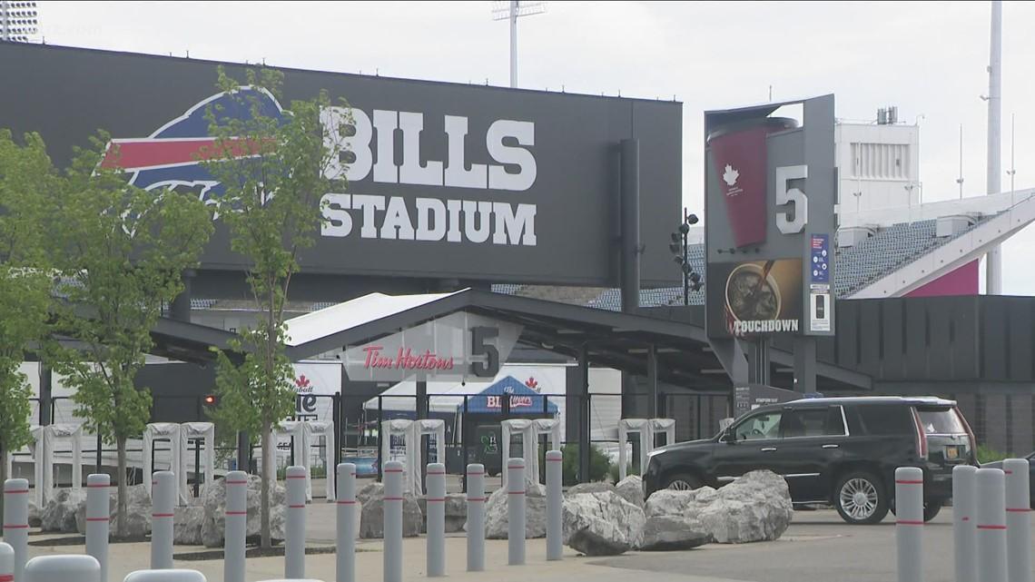 Bills Stadium talk