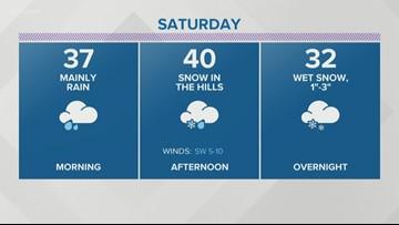Storm Team 2 evening forecast Heather Waldman 01/24/20