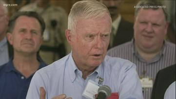 Former Southern Tier Congressman Amo Houghton Jr. dies
