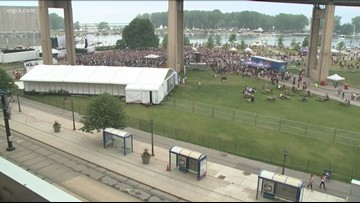 Concerts not just for Thursday nights anymore at Canalside
