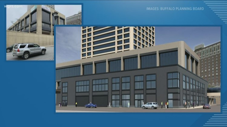 Another Proposed Addition To One Seneca Tower