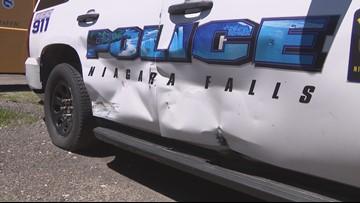Niagara Falls Police Fleet on Life Support